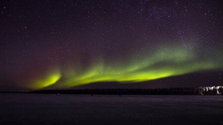 Northern Lights Pixabay By Adege