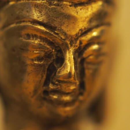 Buddha by Kerstin Hentschel