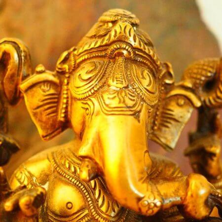Ganesh by Kerstin Hentschel