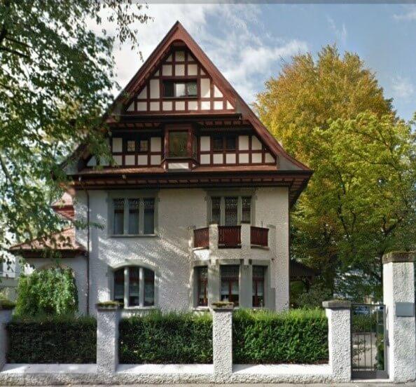 Haus Parkstrasse 25, 5400 Baden